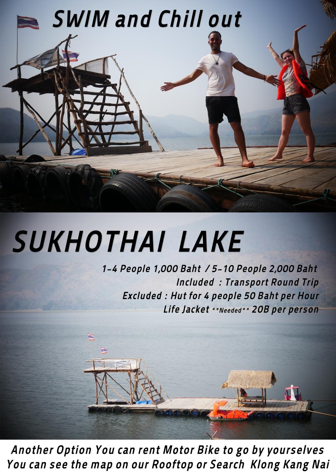 Sukhothai Lake1